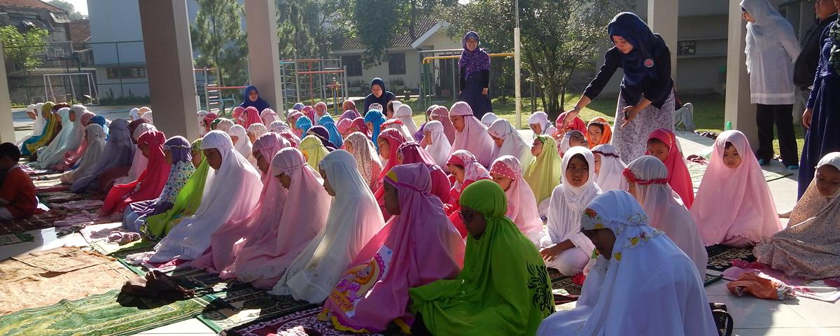 Sekolah islam bintaro