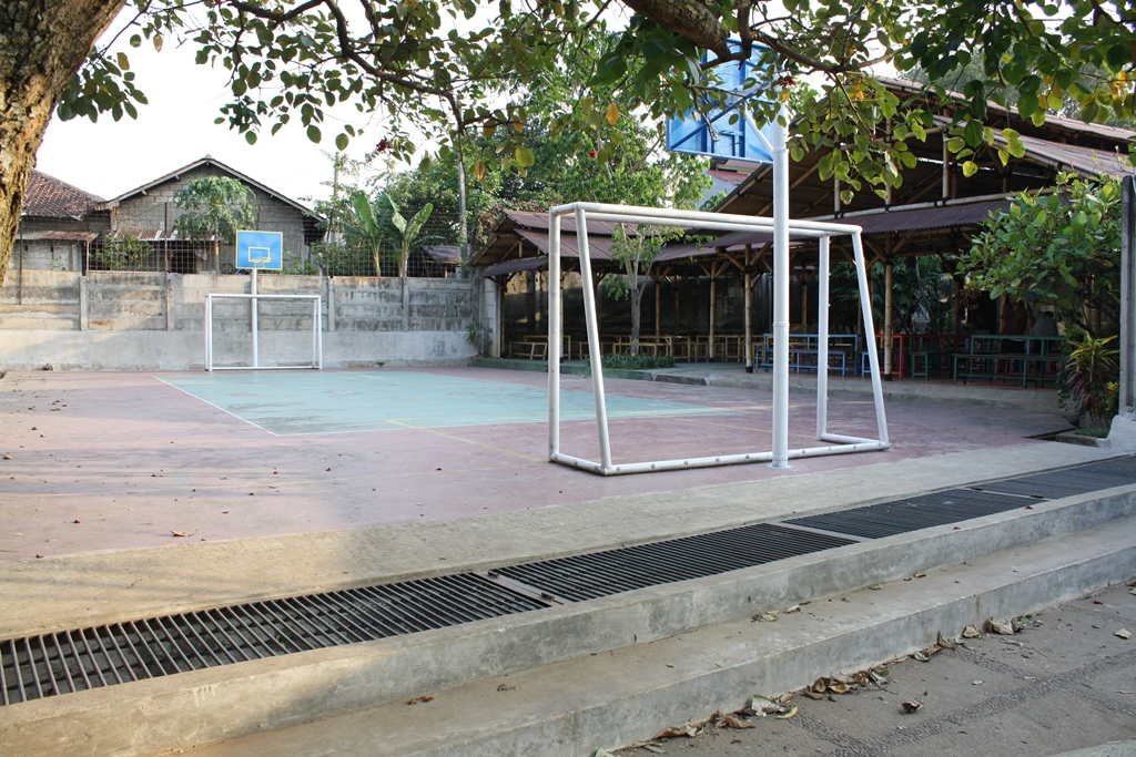 Basket Ball and Futsal Field