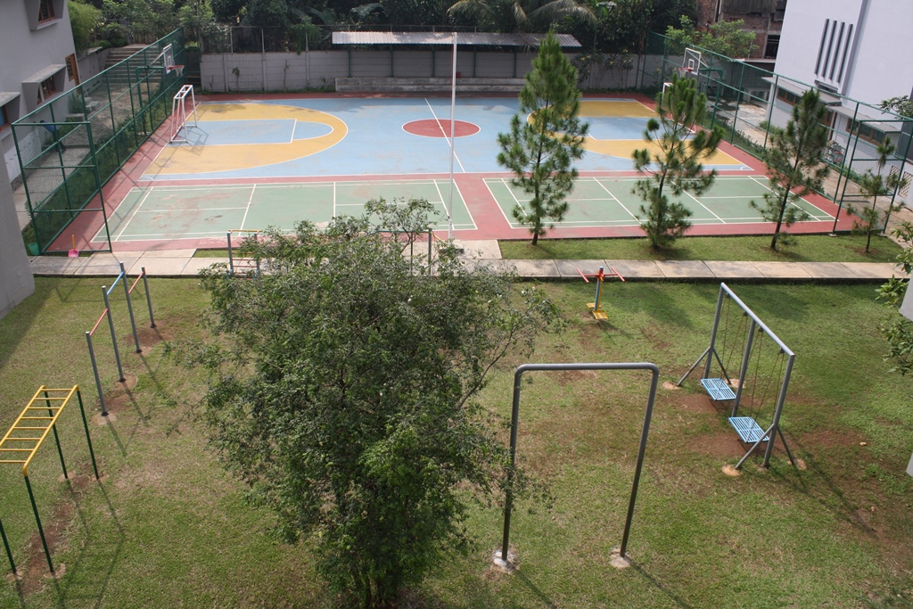Sport Field and Playground