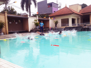 Swimming 1 O2SN Islamic School