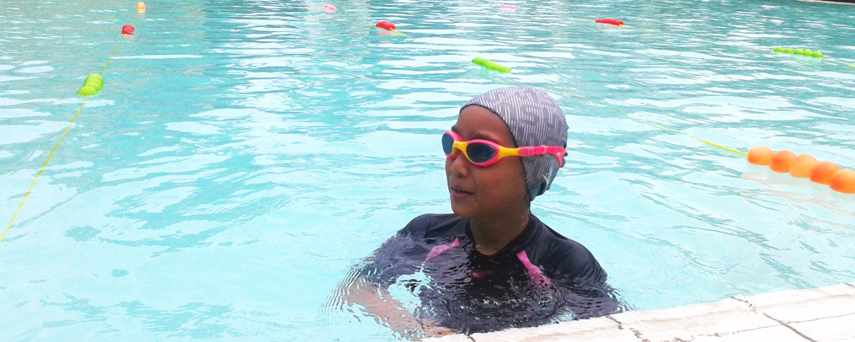 Swimming O2SN Islamic School