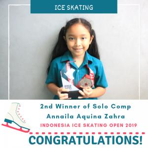 CONGRATULATIONS ICE SKATING 2
