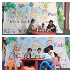 Science Fair Preschool Islamic International Bintaro (1)