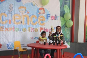 Science Fair Preschool Islamic International Bintaro (3)