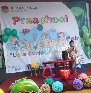 Science Fair Preschool Islamic International Bintaro (4)
