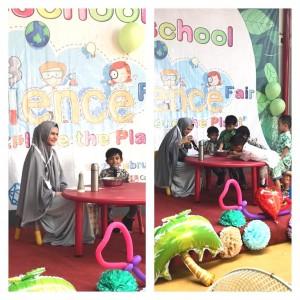 Science Fair Preschool Islamic International Bintaro (7)