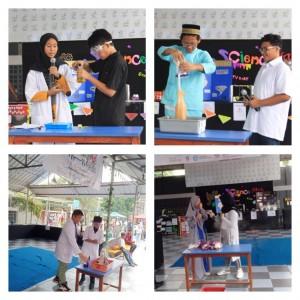 Science Fair Senior High Islamic International Bintaro